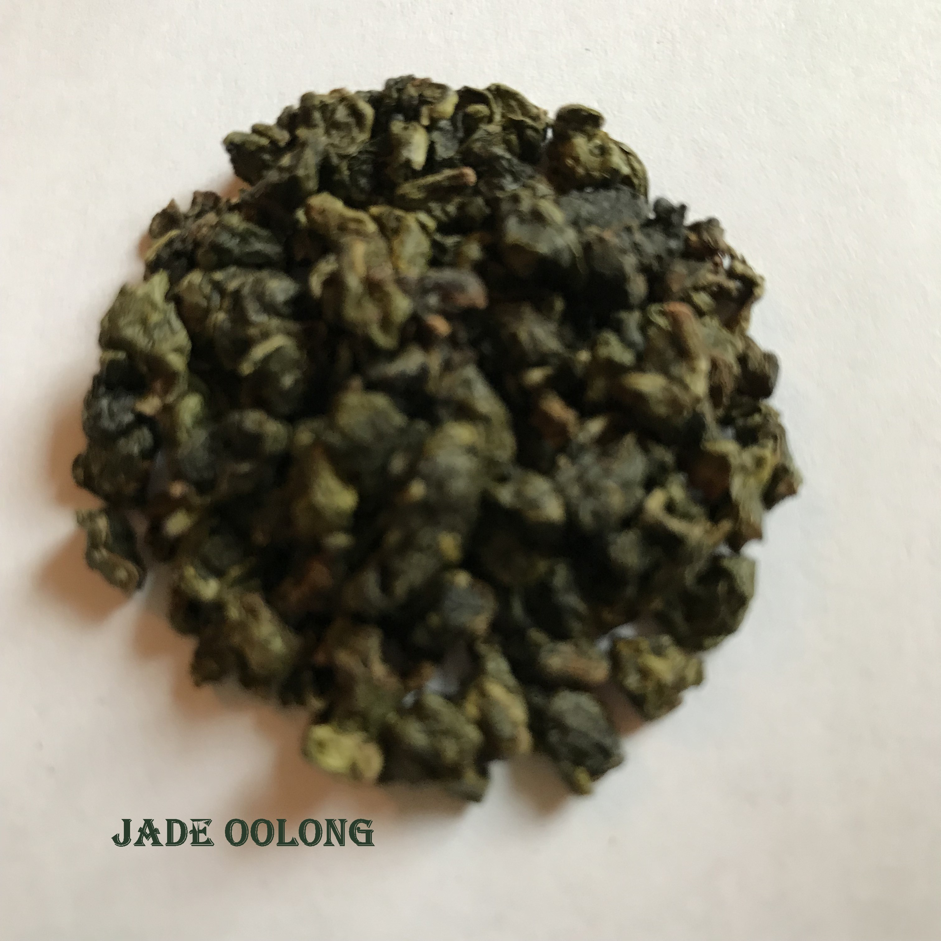 Jade Oolong - add this one to your oolong collection