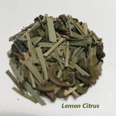 Lemon Citrus Green Tea Blend