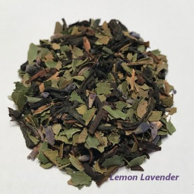 Lemon Lavender Black Tea