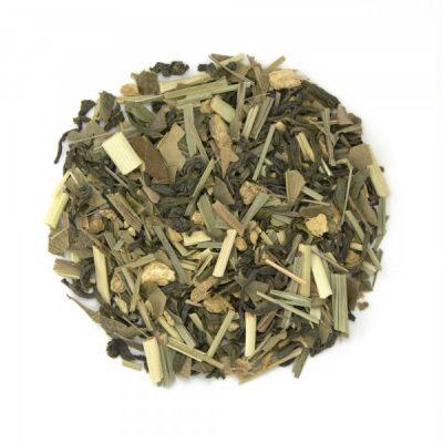 Lemongrass Ginger Green Tea Blend